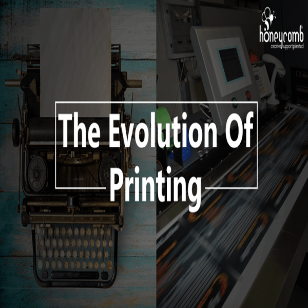 The Evolution Of Printing