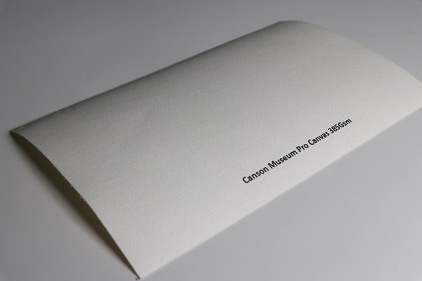 Canson Museum Pro Canvas 385 GSM