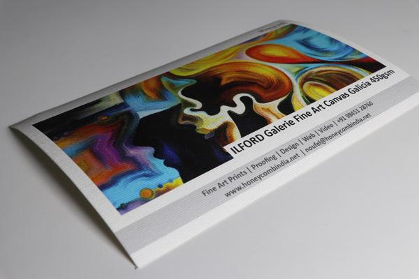 ILFORD galerie fine art canvas galicia 450 gsm