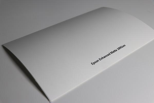 Epson Enhanced Matte 189 Gsm
