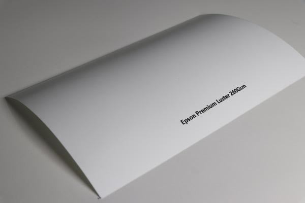 Epson Premium Luster 260 Gsm