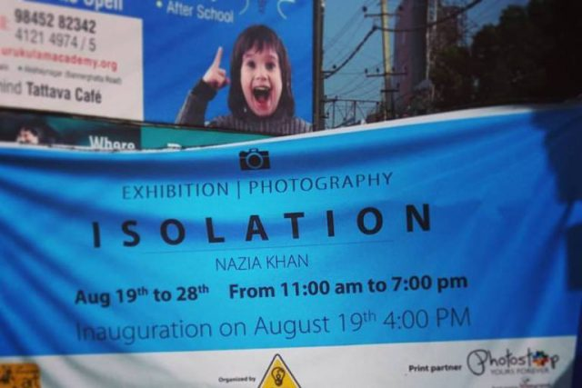 Solo Exhibition – The pinnacle of your success